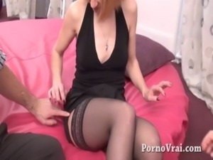 French mature anal hard fuck dans le cul ! free