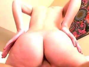 Kasana Lei lets young dude to lick and hard fuck her tight and inocent pussy