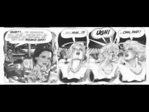 Thin Horny Woman Giant Cock Comics free