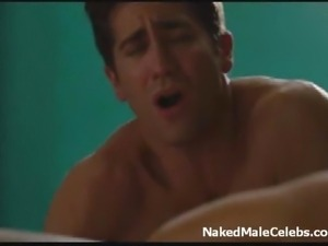 Jake Gyllenhaal totally nude sex