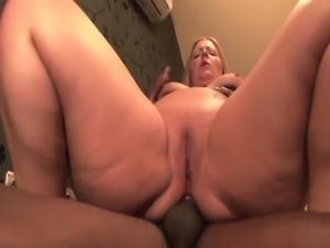 Carmen, amateur big fat cunt slut anal fuck, spanking free