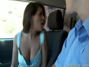 Boobs Groped In Police Car free