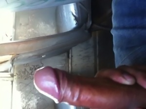 Tijuana bus flash and precum