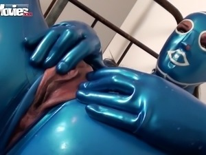 wrapped in latex and everything's fantastic