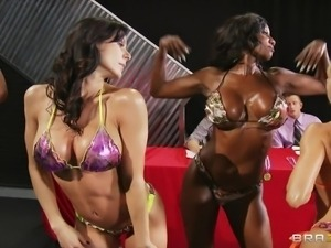 fitness concurs makes the jury crazy