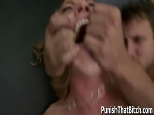 Blonde Krissy Lynn Analed Roughly by a Cop - Punish That Bitch free