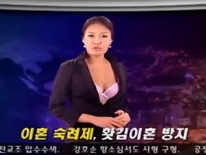 Naked News Korea 3/7/2009