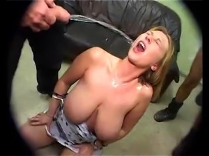 Piss  gang banged and piss