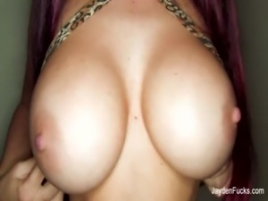 Jayden Jaymes Anal Threesome free