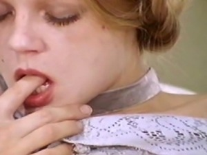Danish superstar Anne Magle is masturbating in this classic loop from the 1970s.