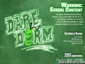 Dare Dorm Full of it free