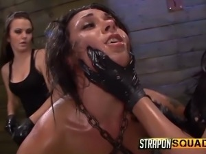 dirty slave is in the dungeon