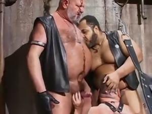 Big Leather Bear Orgy