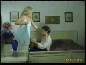 Mom son vintage sex video free