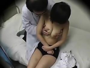 Doctor Fucking Schoolgirls In The Office