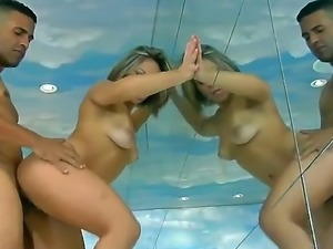 Trimmed pussy Brazilian blondes are a delicacy from whichever part of the...