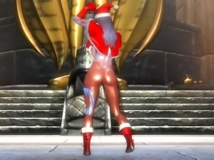 Skyrim sexy dance Girls(EasyPop) HDT