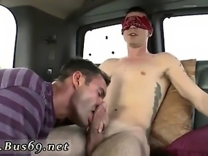 Photos message gay solo cumshots Trolling the bus stop