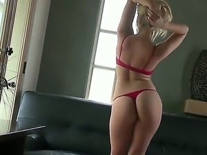 Alexis Texas is a lovely blonde that has a piercing look in her eyes. She...