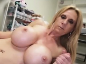 Brooke Tyler has always fancied her step son and wondered