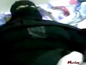 Fucking Niqab woman egypt