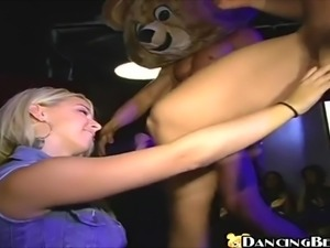 Stripper party ends with fucking