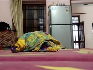 Bhabhi Captured Naked Changing