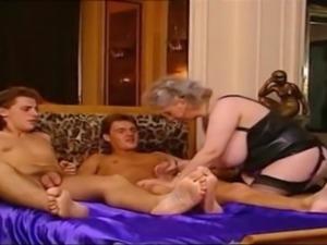 french mature bitch olga rough fuck