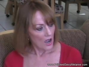 Wicked Threesome For Amateur GILF Melanie