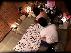 Adorable Japanese wife loves to put her sweet lips to work