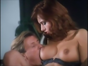 Vintage Italian Threesome FFM Sex