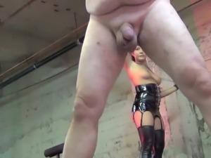 Mistress Mena Li Asian Cruelty FemDom Whip