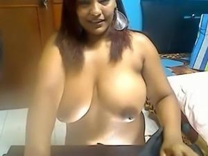 Chubby brown skin latina BBW
