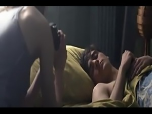 Astrid Berges Frisbey sex scene from The Sex of Angels