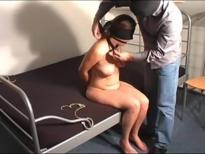 A business woman becomes a slave