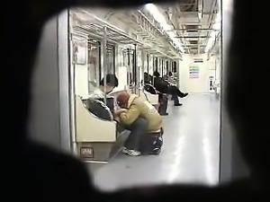 Koreans blowjob on practice hidden camera