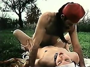 Vintage greek porn- oi vlaxoi epimenoun ellinika