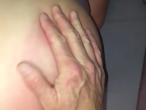 Phat Ass Tied Up Spanked Fucked and Showered With Sperm