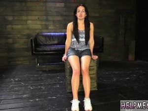 Amateur big tit teen girlfriend and sporty teen masturbating