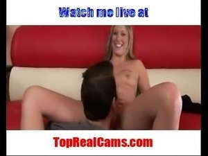 Live Blonde pussies on TopRealCams.com