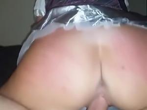Horny fuck