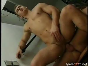 Young guys have fun fucking