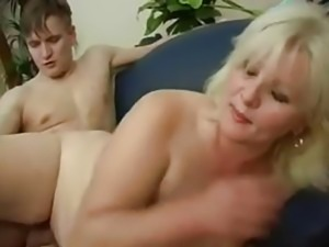 Milf Drinks and Fucks