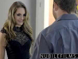 NubileFilms - Big Cock Fucks Kimmy Granger Raw