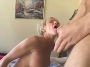 Hot mature blonde cougar cara lot