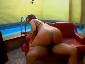 Horny Big Butt Brazilian Mother Monique