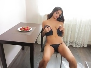 Super hot ukrainian milf Karen
