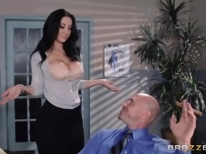 Brazzers - Don't Tell My Boss scene