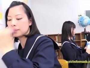 Jav Schoolgirls Suck The Glory Hole Idol Teens Deep Throat