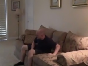 Muscle Bitch hit woman